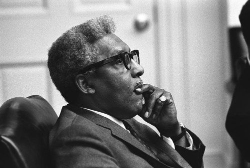 Bayard Rustin Facts