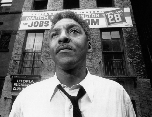 Bayard Rustin Picture