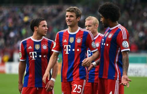 Bayern Munich Player