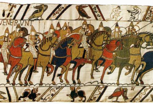 Bayeux Tapestry Facts