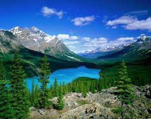 Facts about Banff National Park