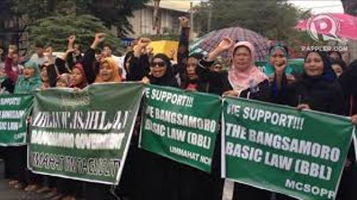 Facts about Bangsamoro Basic Law