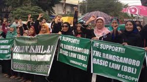 Facts about Bangsamoro Basic Law