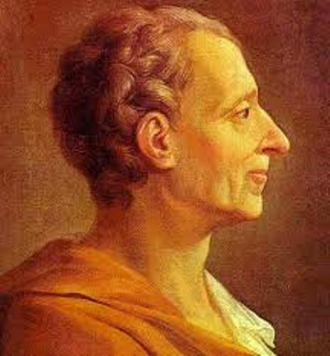 Facts about Baron de Montesquieu