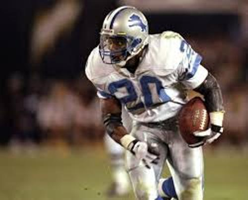 Facts about Barry Sanders