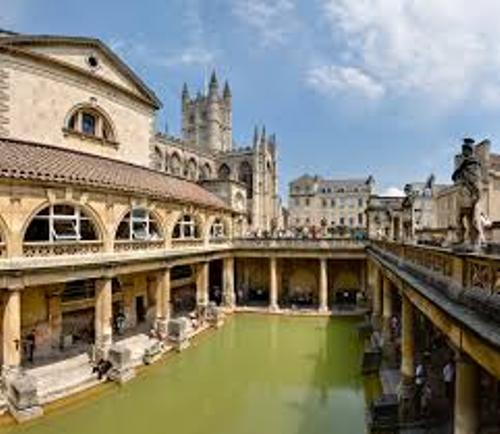Facts about Bath England