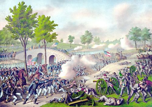 Facts about Battle of Antietam