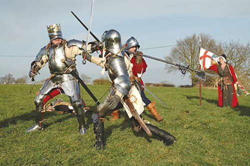 Facts about Battle of Bosworth