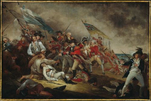 Facts about Battle of Bunker Hill