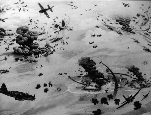 Facts about Battle of Midway