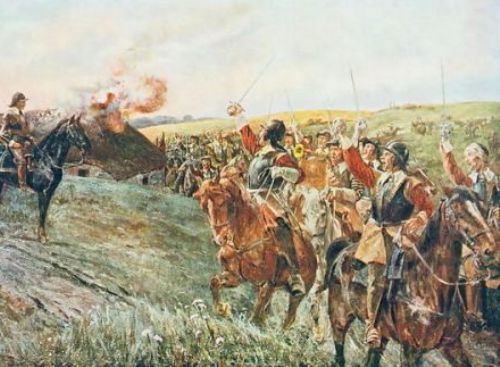 Facts about Battle of Naseby
