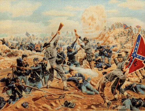 Facts about Battle of Petersburg