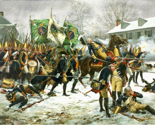 Facts about Battle of Trenton