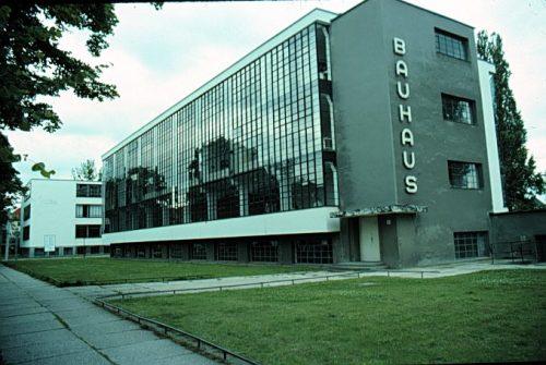Facts about Bauhaus