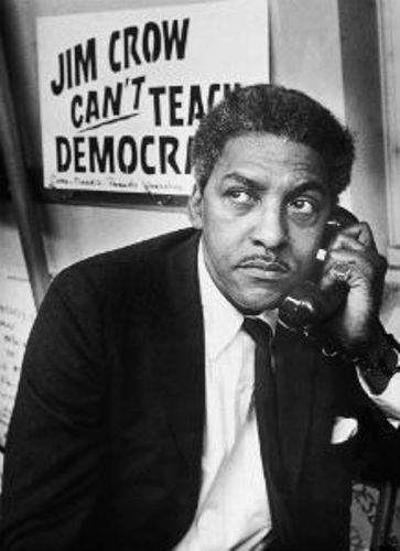 Facts about Bayard Rustin