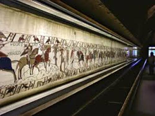 Facts about Bayeux Tapestry