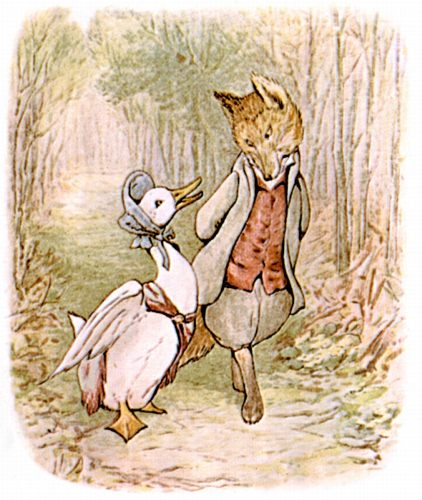 Beatrix Potter Facts