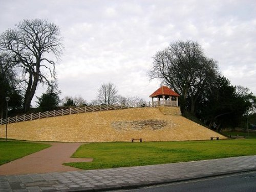 Bedford Castle Facts