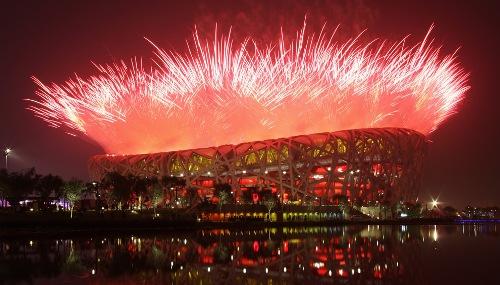 Beijing Olympics Fireworks