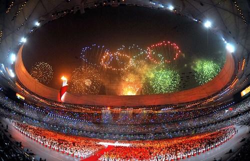 Beijing Olympics Moments