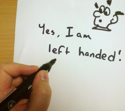Being Left Handed Facts