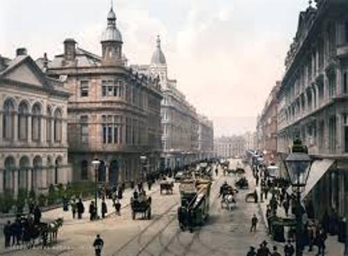 Belfast History