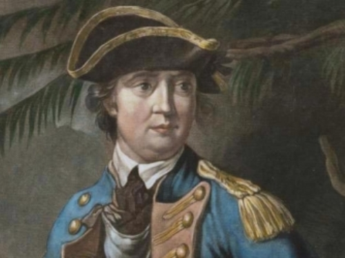 Benedict Arnold Facts