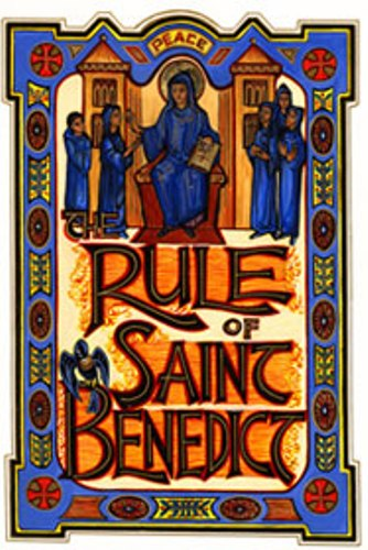 Benedictine Rule Pic