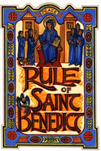 Benedictine Rule Pic