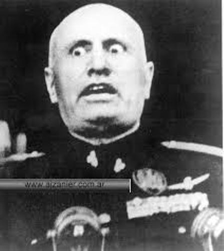 Benito Mussolini Pic