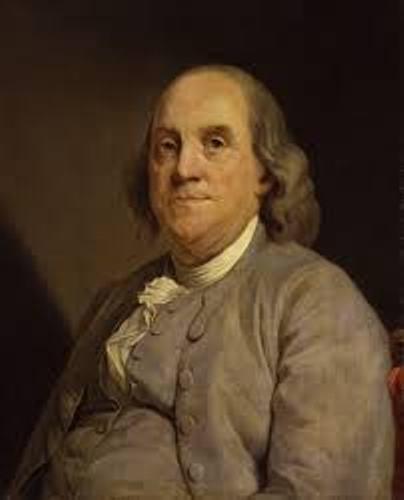 Benjamin Franklin Pic
