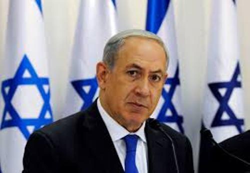 Benjamin Netanyahu Pic