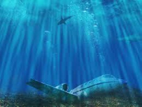 Bermuda Triangle Incident