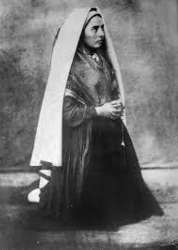 Bernadette Soubirous Pic