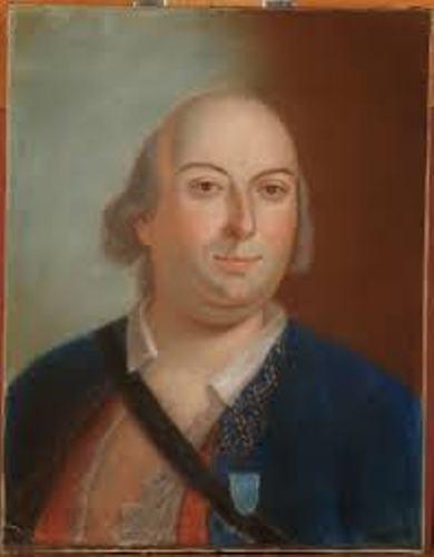 Bernardo de Galvez Painting