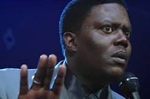 Bernie Mac on Stage