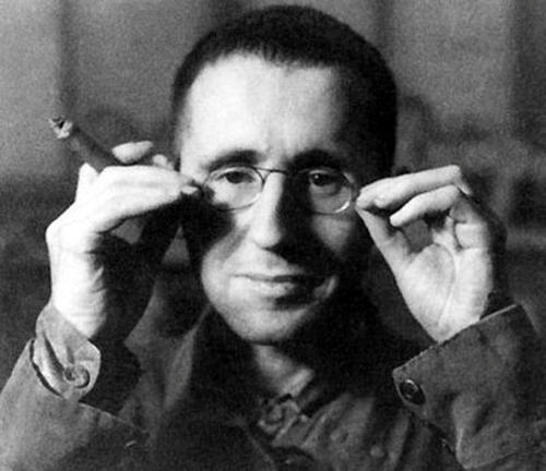 Bertolt Brecht Facts