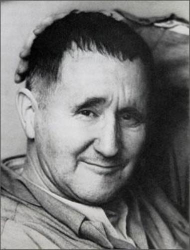 Bertolt Brecht Young