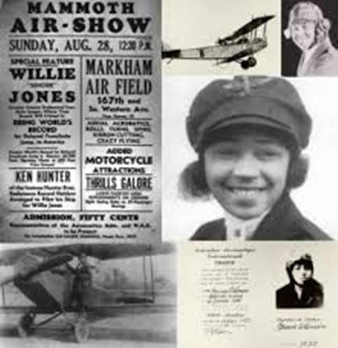 Bessie Coleman News