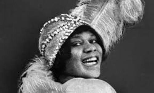 Bessie Smith Singer