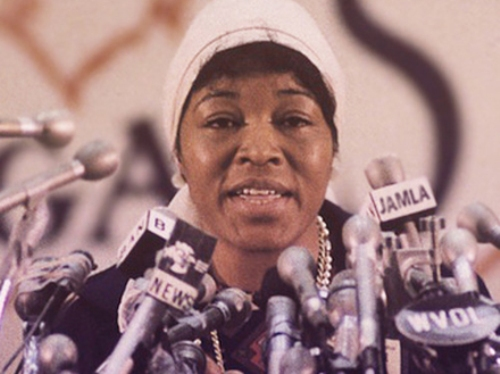 Betty Shabazz Facts