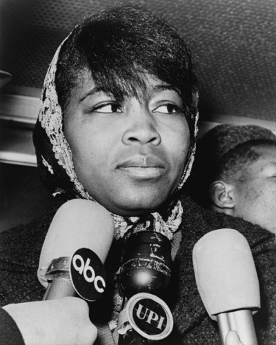 Betty Shabazz Pic