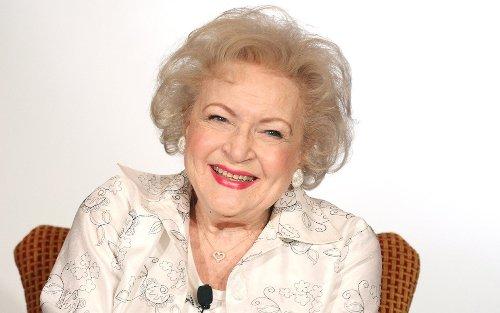 Betty White Pic