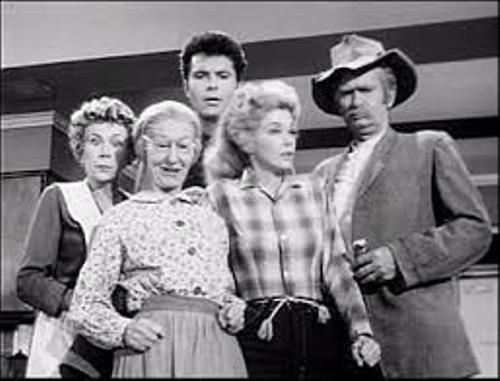 Beverly Hillbillies Cast
