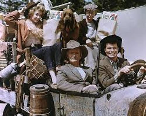 Beverly Hillbillies Sitcom