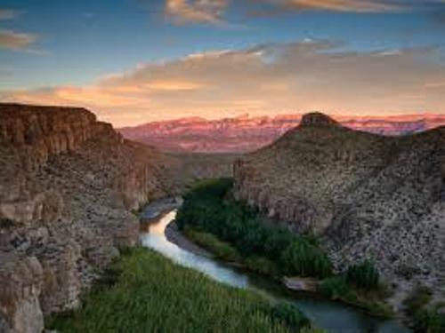 Big Bend National Park Facts