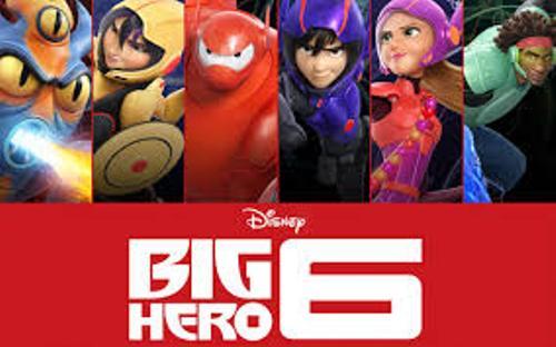 Big Hero 6 Facts