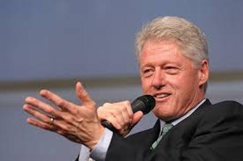 Bill Clinton Speech