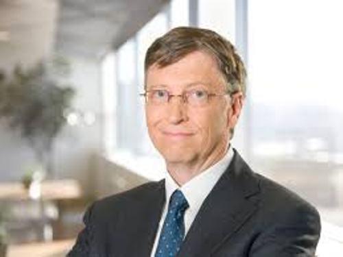 Bill Gates Fact