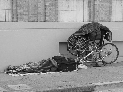 Facts about Being Homeless